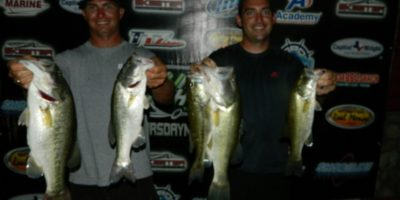 CHRIS STUDINGER & JOSH RHODES BEST 55 TEAMS WITH 12.32LBS AND CASH IN ON SKEETER REAL MONEY