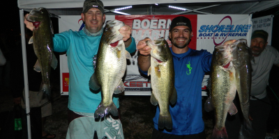 3-12-15 RESULTS – LAKE DUNLAP