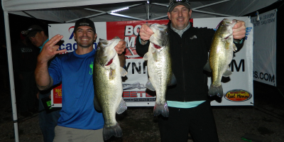 NICHOLS / WRIGHT THREEPEAT ON LAKE DUNLAP – March 26th
