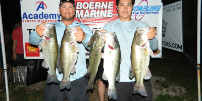 WOJCIK / ACOSTA TOP 28 TEAMS ON LAKE DUNLAP