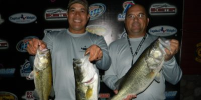 ROBBIE THORSTEINSON & DAVID REID TOP 43 TEAMS ON CANYON AND CASH IN ON SKEETER REAL MONEY