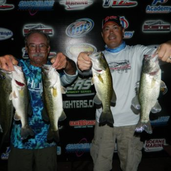 7TH PLACE – TED JACKSON /  DAVID SKELTON