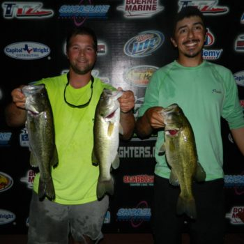 5TH PLACE – TYLER STANDLEY / DEREK RECENDEZ