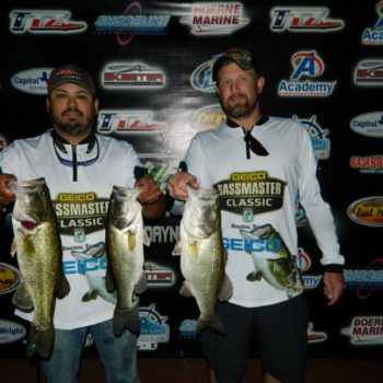 4TH PLACE – ADRIAN BUITRON / CHARLES CHILDRESS