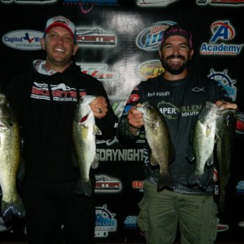 4TH PLACE – CHUCK WARE / ROSS WRIGHT