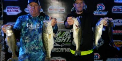 FATHER AND SON TEAM OF MARTY & JAKE MASSEY TOP 58 TEAMS ON CANYON FOR THEIR FIRST WIN