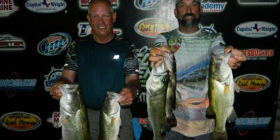 THOMAS HOWE & PHILLIP THOMPSON TOP 127 ANGLERS AND TAKE HOME $1040 ON CANYON