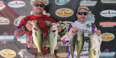 ANTHONY SKOUBY & BOBBY ACOSTA WIN THE 2018 CHAMPIONSHIP ON LAKE AMISTAD TAKING HOME $3700