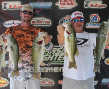5TH PLACE – RYAN ASH / PAT AMICK