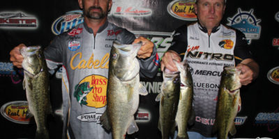 MIKE BATES & SETH KELM TOP 84 ANGLERS WITH OVER 14 POUNDS ON CANYON