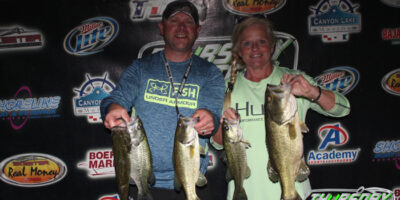 HUSBAND / WIFE TEAM OF PAUL & JEANNIE SCHROEDER TOP 49 TEAMS AND TAKE HOME $1000 IN THEIR FIRST THURSDAY NIGHTER