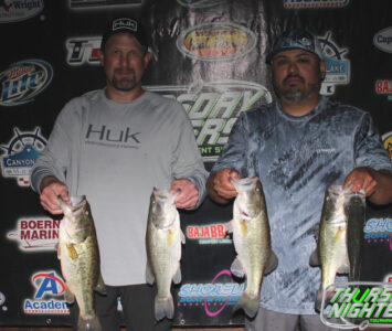 4TH Place – CHARLES CHILDRESS  / ADRIAN BUITRON