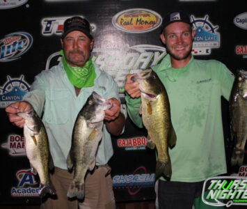 3RD PLACE – DONNIE MARSHALL / COLE ADKINSON