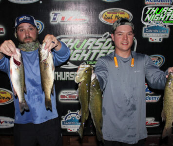 4th Place – CODY HORN – KEVIN FITGERALD
