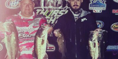 JOEY RODRIGUEZ & JASON OLIVIO WIN ON CANYON WITH OVER 15 POUNDS