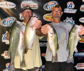 3RD PL – CHARLES WHITED – TREY GROCE